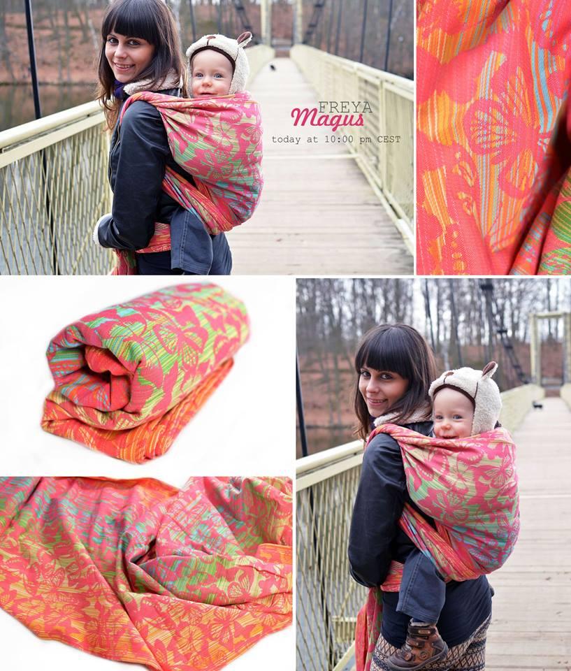 Pellicano Baby Freya Magus Wrap