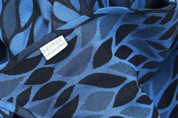 Nona Woven Wraps Nona Woven Wrap - Imagine+ Midnight Blues Wrap  Image