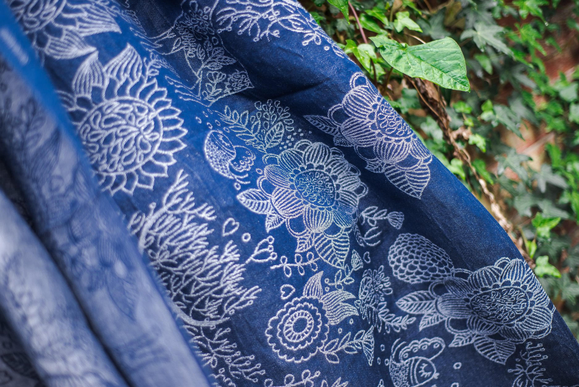 Tragetuch Didymos Magic Forest Full Moon Hemp (Hanf) Image