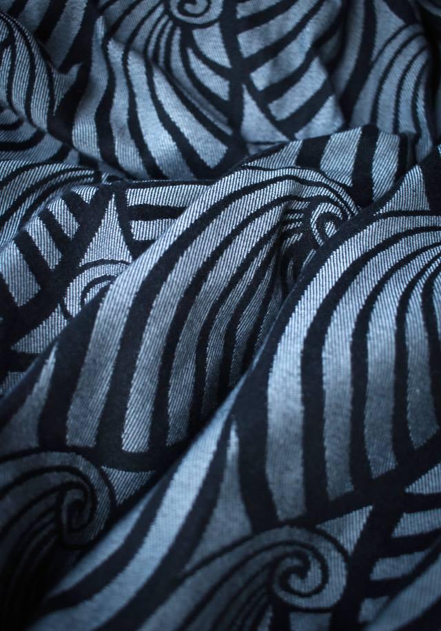 07a98681921 Yaro Slings Dandy Black White Repreve Wrap (repreve) Image