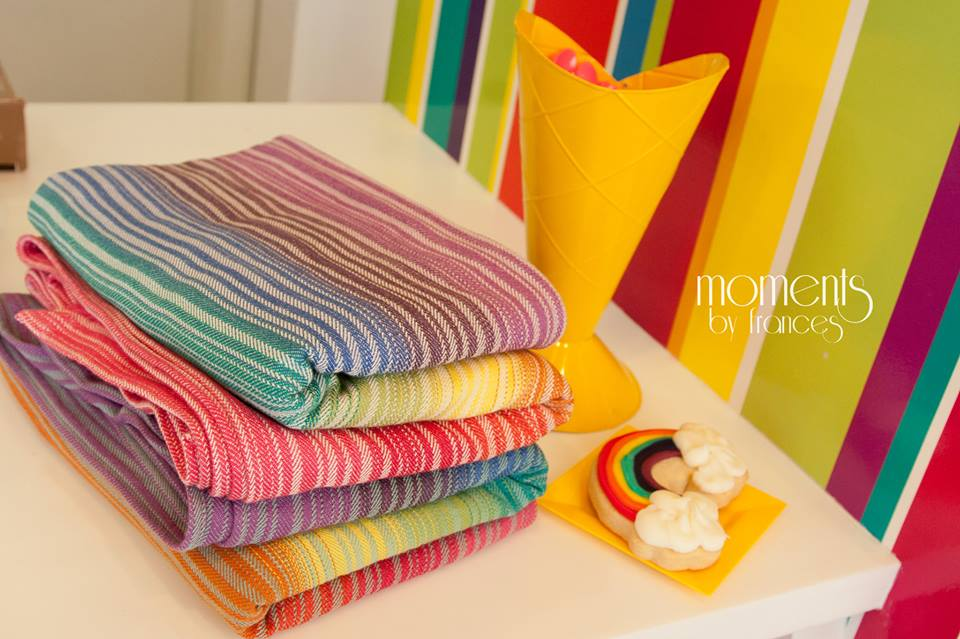 e0e1dd50e Butterfly Baby Company (Vaquero Wovens) small stripe Sweet Shop ...