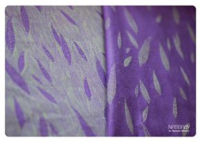 Natibaby Phillon Amethyst Wrap (hemp) Image