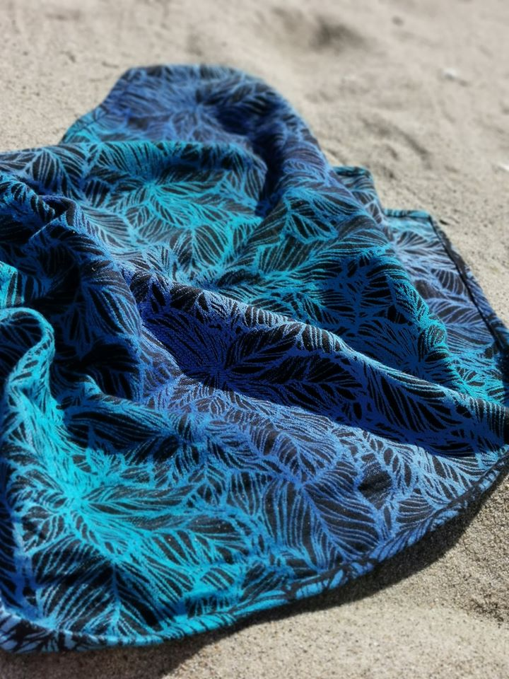 Marisso Slings ASPEN ROUGH OCEAN Wrap  Image