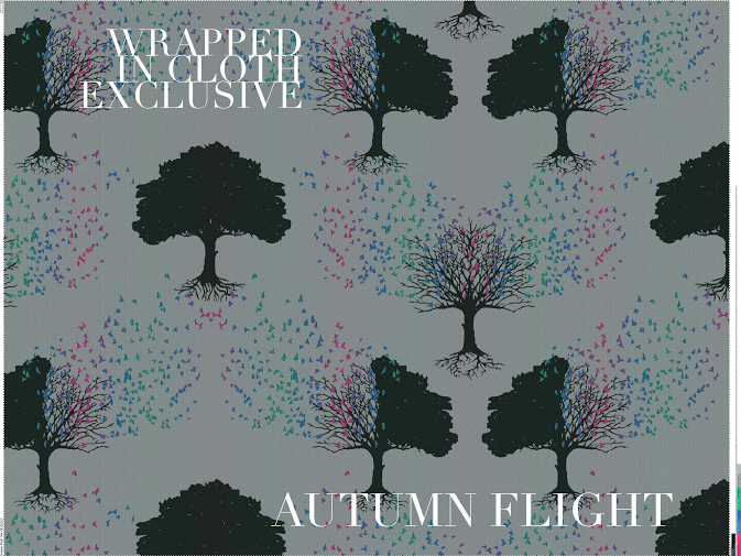 Tragetuch Lenny Lamb Autumn Flight  Image