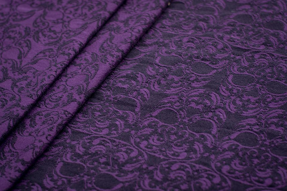 Baie Slings Damask Volcanic Wrap  Image