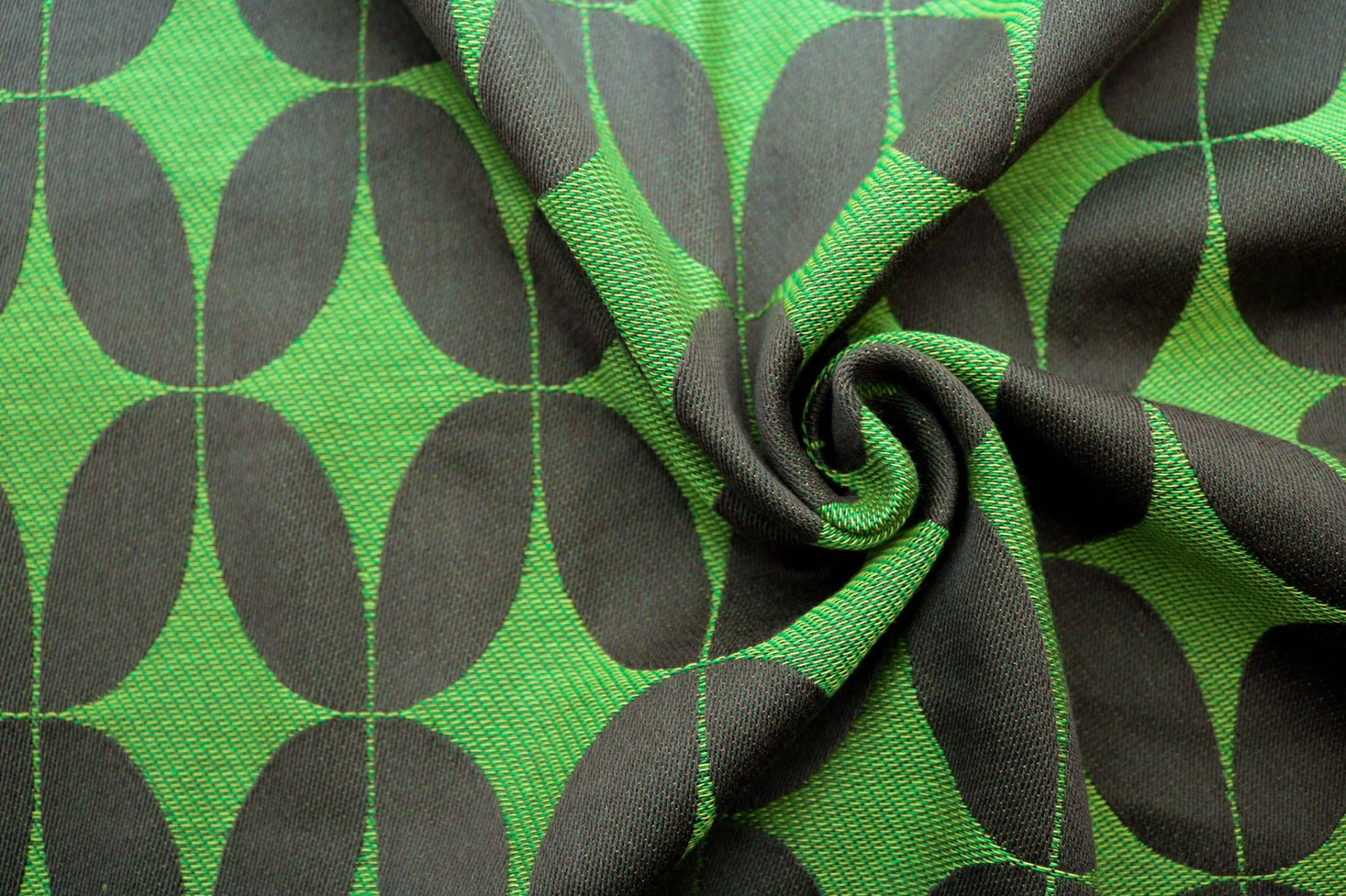 KindsKnopf TulpenStern TS Green Eyes Wrap  Image