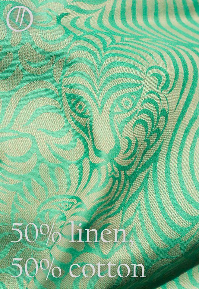 Oscha Raja Brighid Wrap (linen)