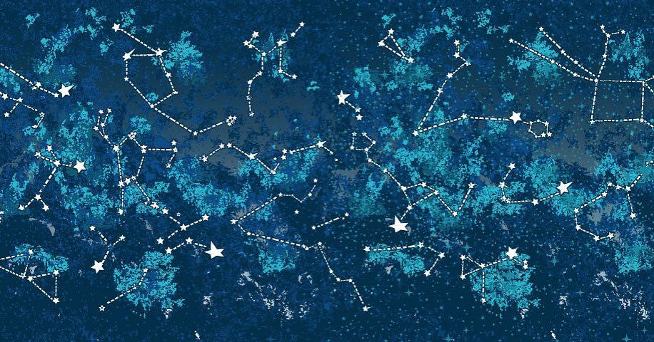 Natibaby Constellation  Wrap  Image