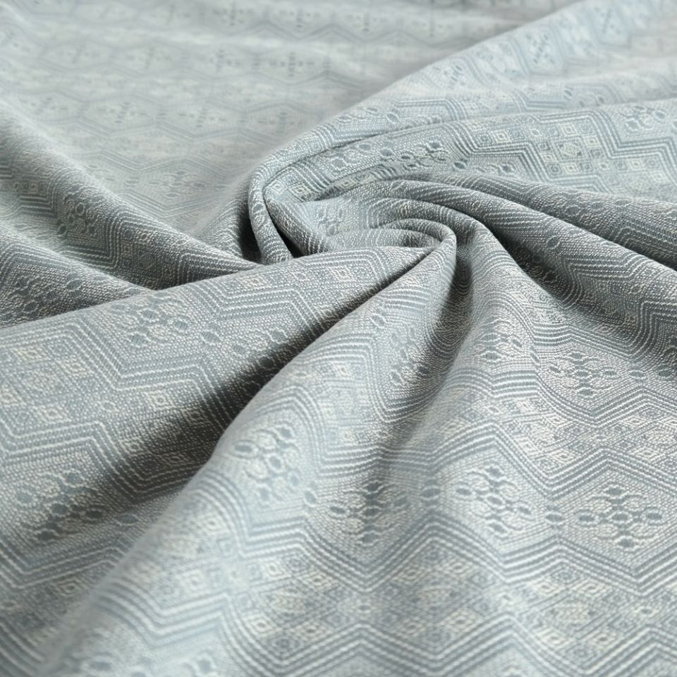Didymos 1975 Mystic Silver Tussah Gold (tussah) Image