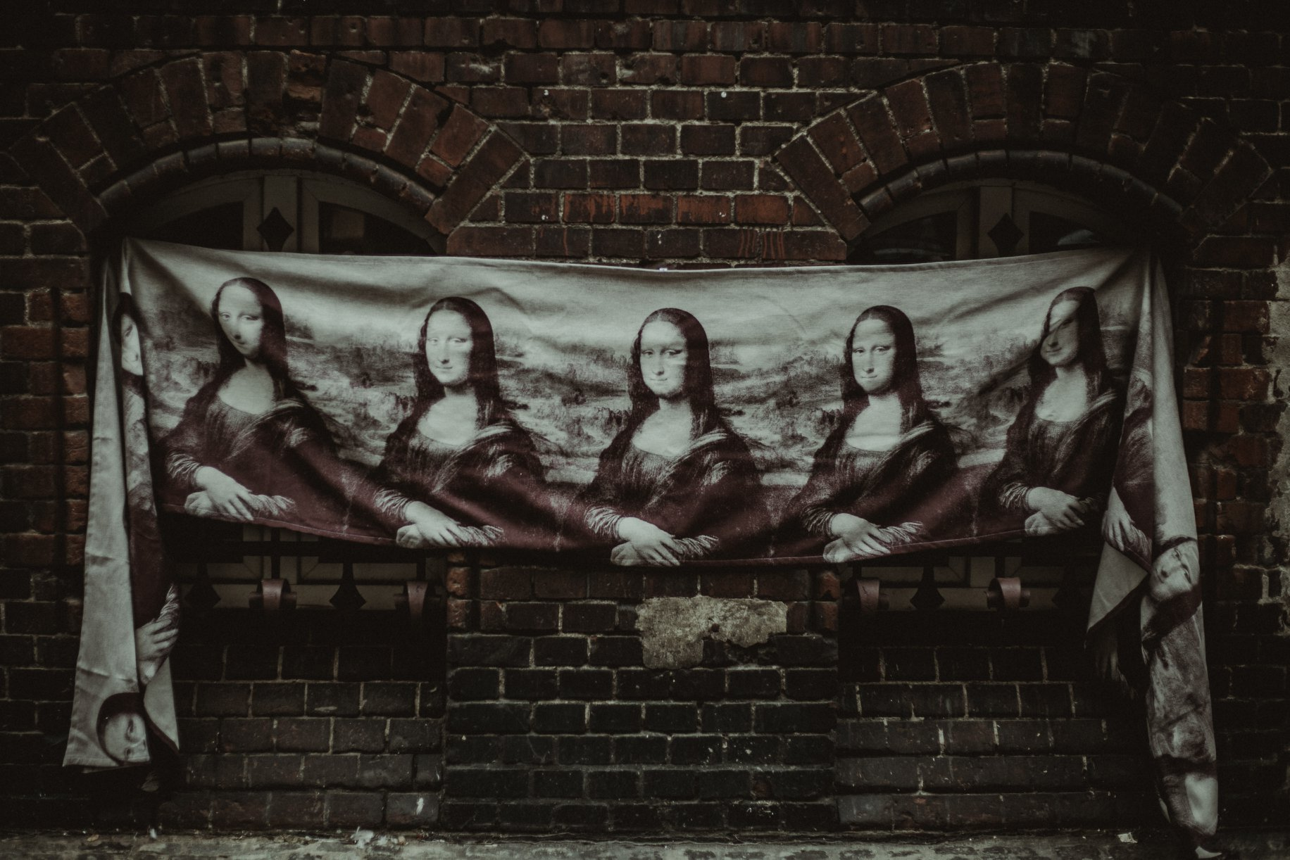 Diso wraps MONA LISA'S SMILE Wrap  Image