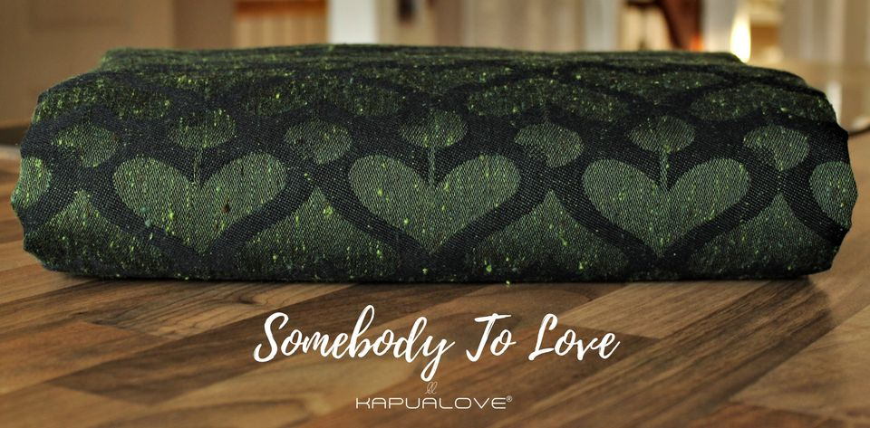 KAPUALOVE MUTTERLIEBE® – Somebody To Love Wrap (viscose) Image