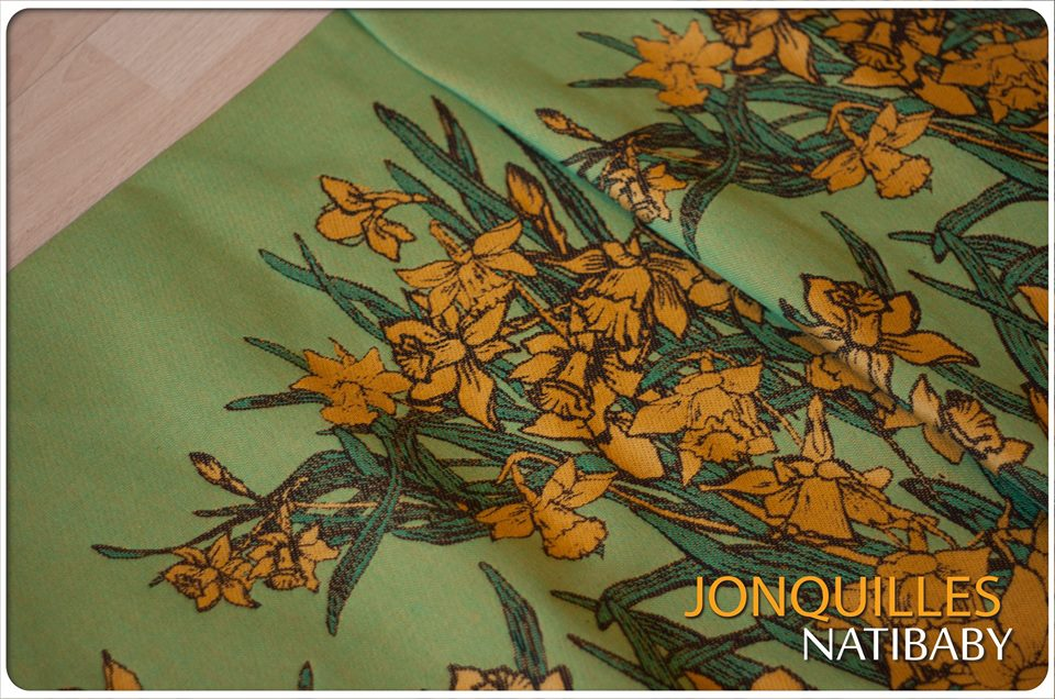 Natibaby JONQUILLE Wrap  Image