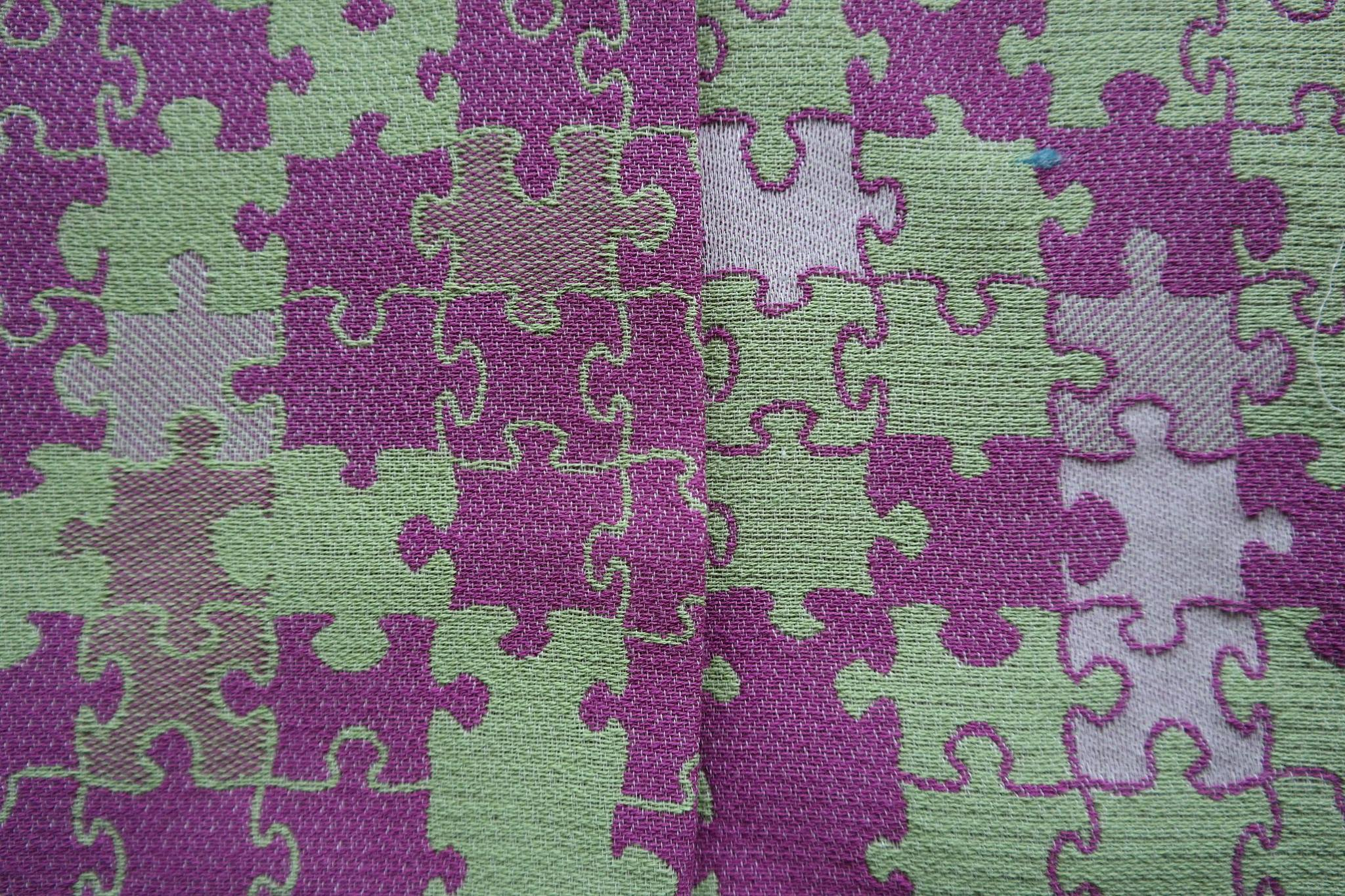 Pollora Mystery Green Pink